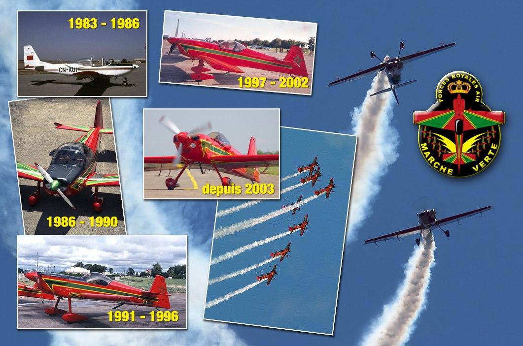 la patrouille acrobatique : la marche verte - Page 8 62137010