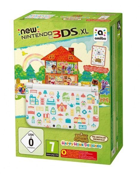 NINTENDO – Nouveaux packs Wii U et 3DS 0410