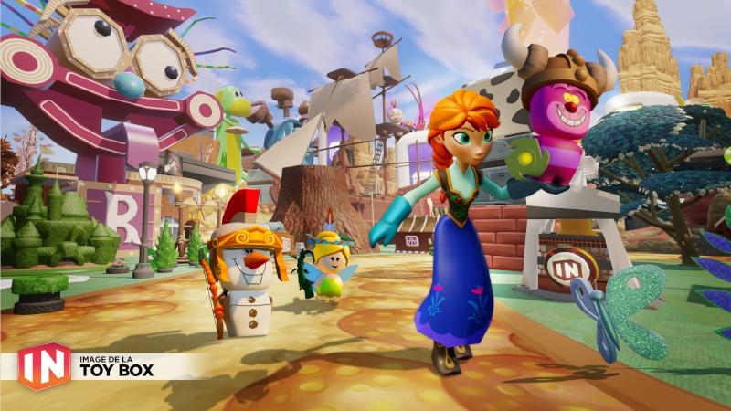 Disney Infinity 3.0 : de nouvelles fonctionnalités pour la Toy Box 3.0 14395510