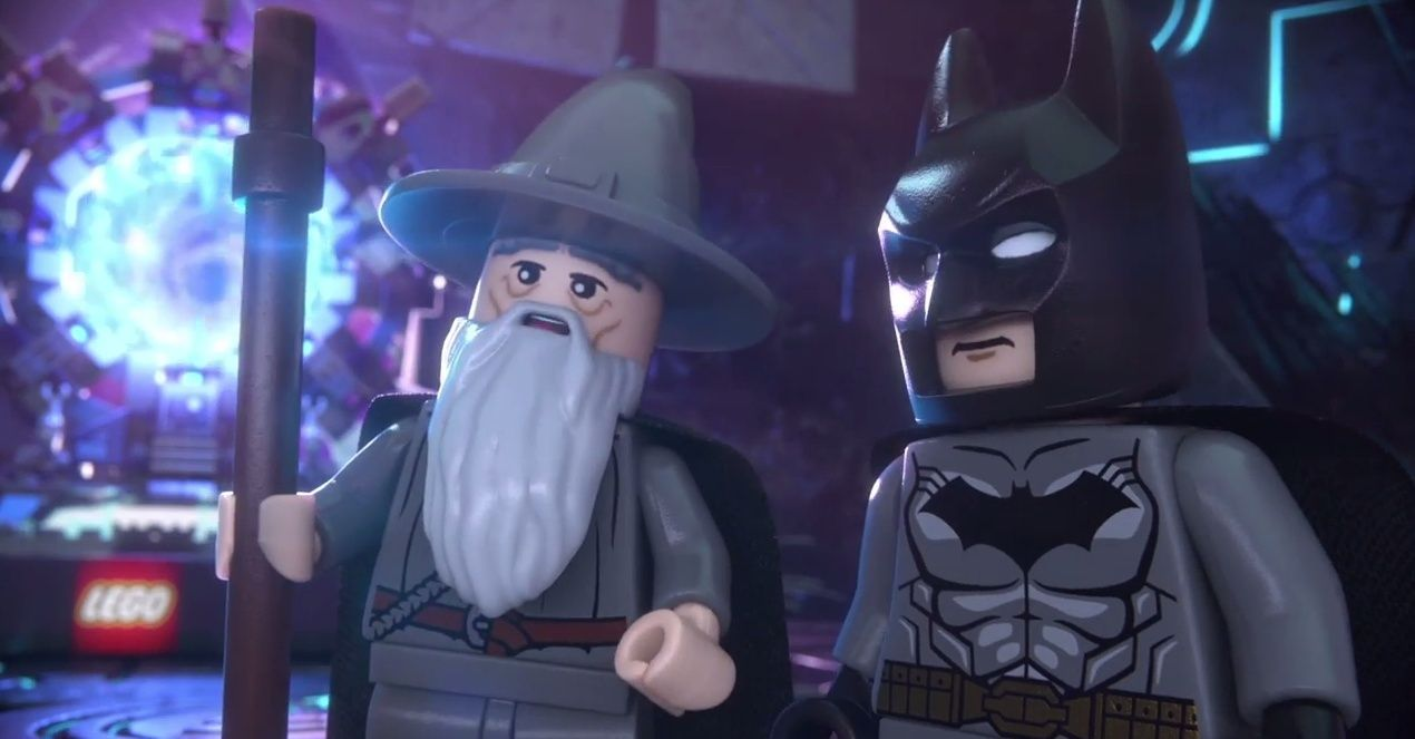 LEGO Dimensions comprendra Les Simpson, Docteur Who, Ghostbusters, Portal, Jurassic World ... Captur10