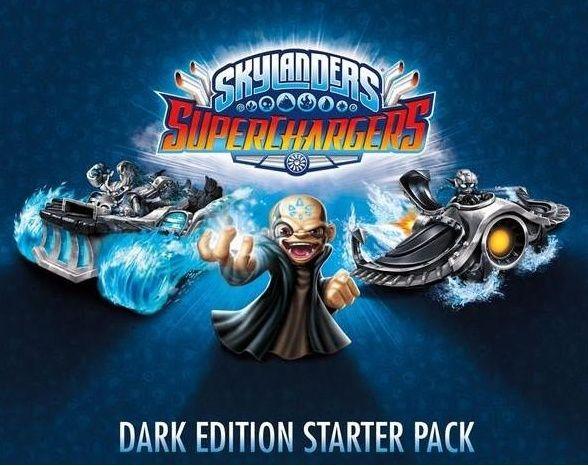 Skylanders Superchargers dévoile les packs de demarrage Edition Dark à la Comic-Con Captur16