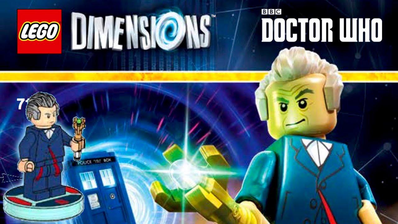 Doctor Who dégaine son tournevis sonique dans Lego Dimensions! Maxres10