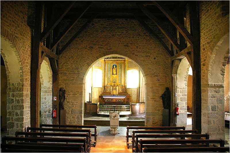 la vieille église de Saint Lunaire Imgp0410
