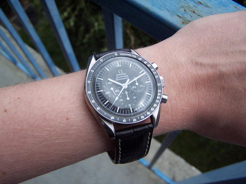 Votre montre sur l'autre, romantisme et horlogerie Speedl10