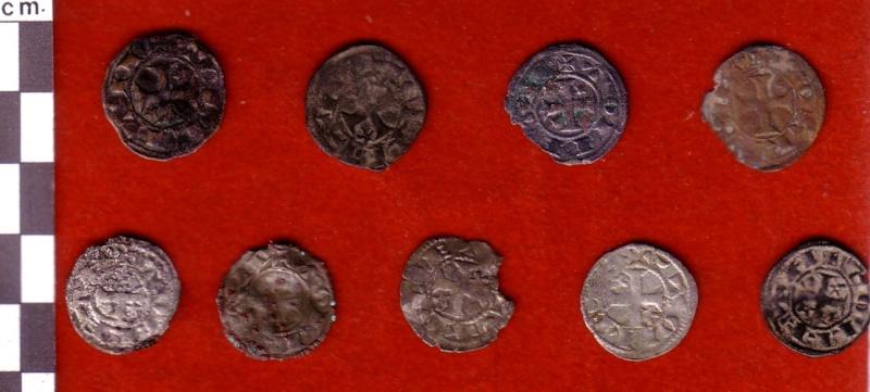 dineros pepiones - Dineros Pepiones de Alfonso VIII (1157-1256) Copia_12