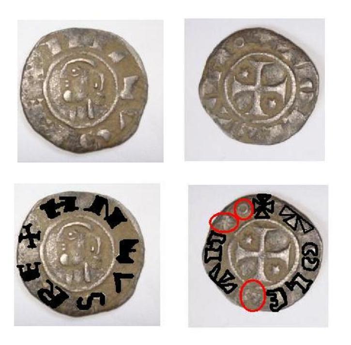 dineros pepiones - Dineros Pepiones de Alfonso VIII (1157-1256) Copia_17