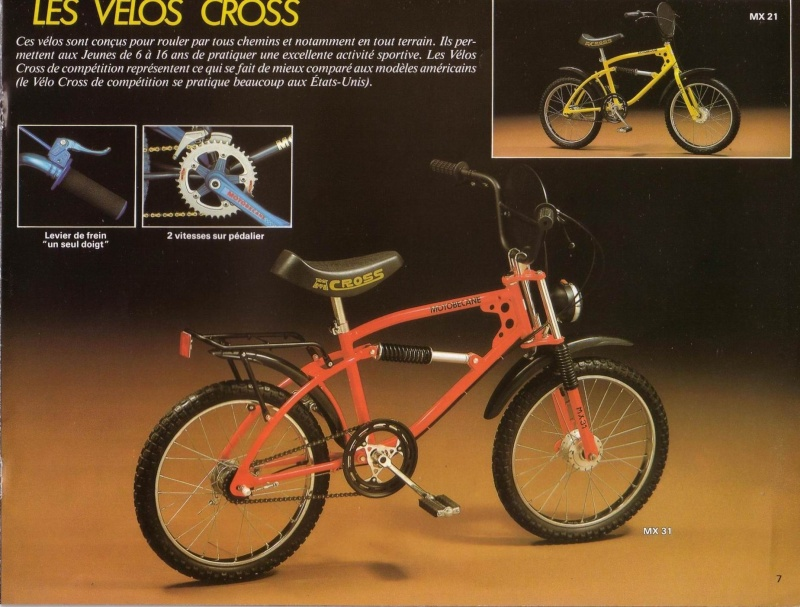 Motobecane MX31 DE 1983. 810