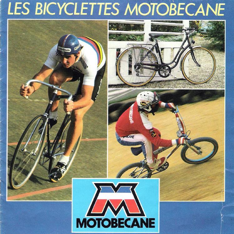 catalogue MOTOBECANE  novembre  1983 Tob83-12