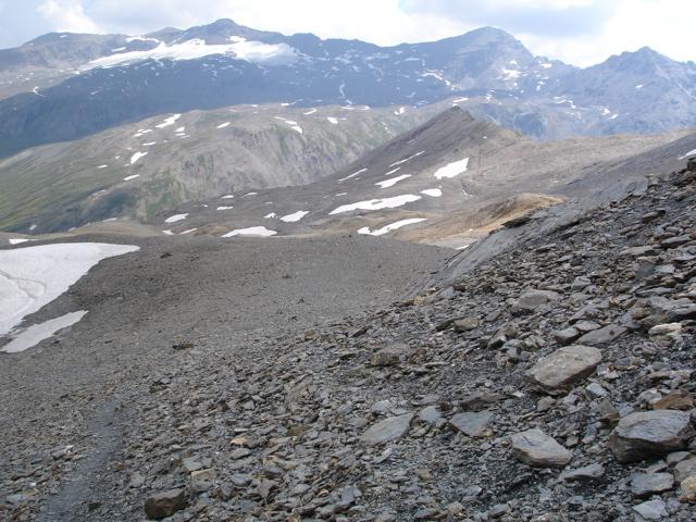 Le Col des Fours Dsc01210