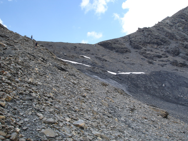 Le Col des Fours Dsc01211