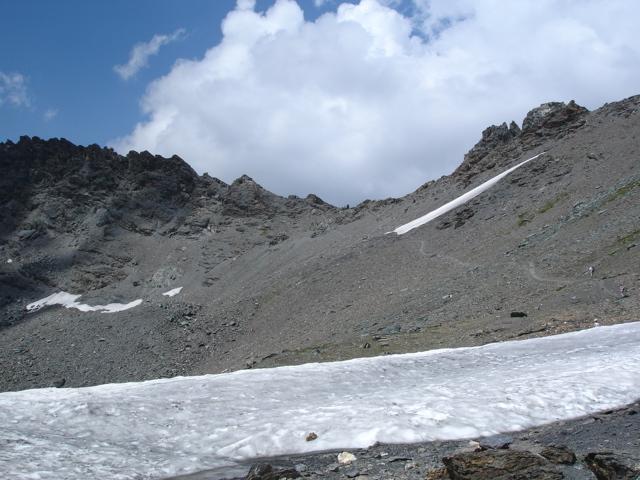Le Col des Fours Dsc01212