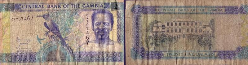 25 Dalasis Gambia 25_dal10