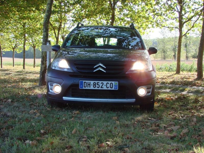 C3 X-TR. toutes options.... ( 2005 ) Dsc07826
