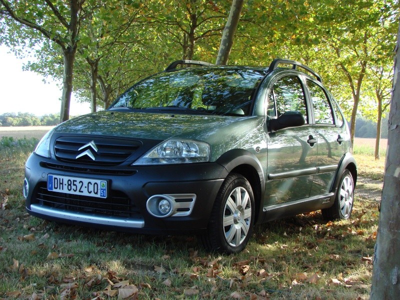 C3 X-TR. toutes options.... ( 2005 ) Dsc07833