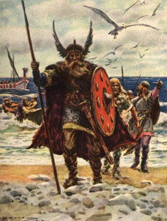 Les peuples Écossais Viking10