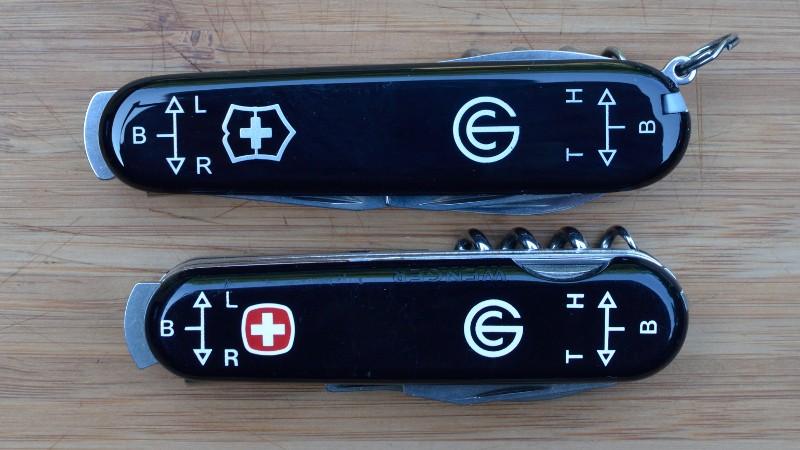 Les quelques couteaux de ph Fass9010