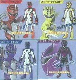 2007 - Gekiranger 11807510