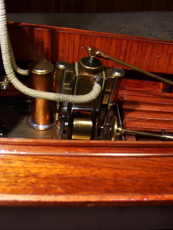 """Chaloupe à vapeur  """"Choupette"""" Dscf2910"""