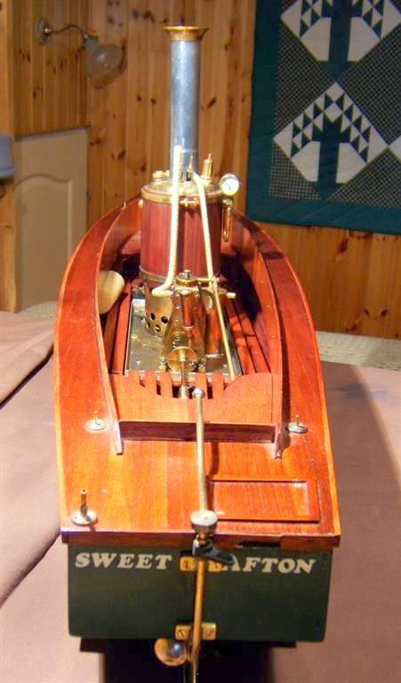 """Chaloupe à vapeur  """"Choupette"""" Dscf2912"""