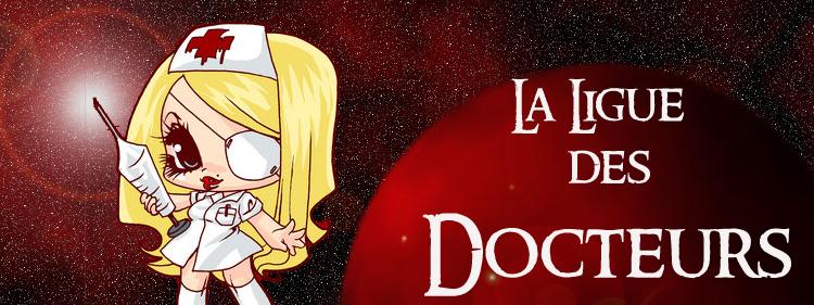 Bienvenue à la ligue des Docteurs Univers Andromeda