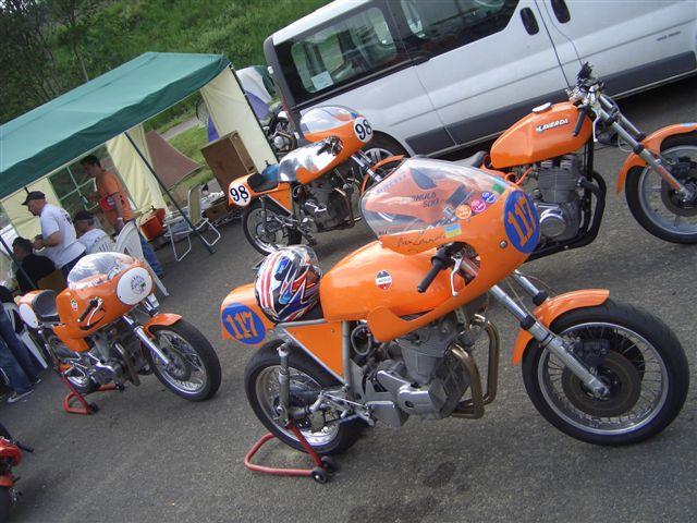 LAVERDA : Betes de course Charad11