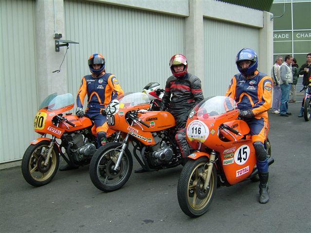 LAVERDA : Betes de course Charad12