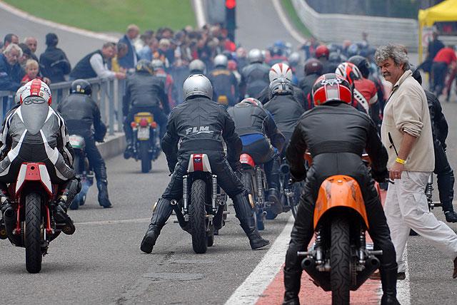 LAVERDA : Betes de course Spa_2011