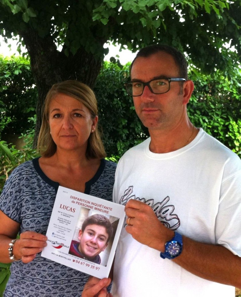 Gard : disparition inquiétante d'un adolescent de 16 ans à Bagnols-sur-Cèze - Page 2 50091610