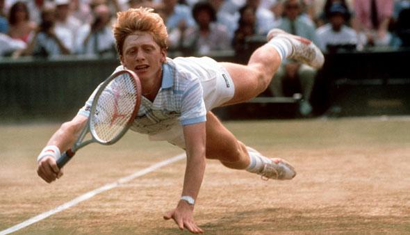 Fotografije poznatih tenisera Beker10