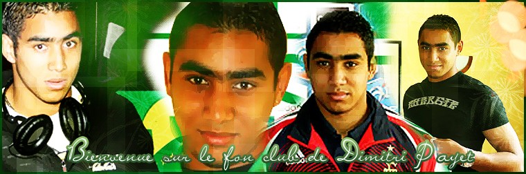Fan Club Dimitri Payet