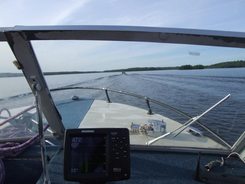 Je pourrai PEUT-ÊTRE mettre mon bateau à l'eau! - Page 5 Dscf2111