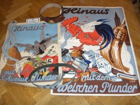 Mon ancien them: Alsace 1940/44 et coiffures politiques. Hpim5515