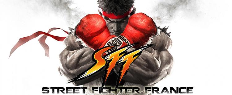 Street Fighter France