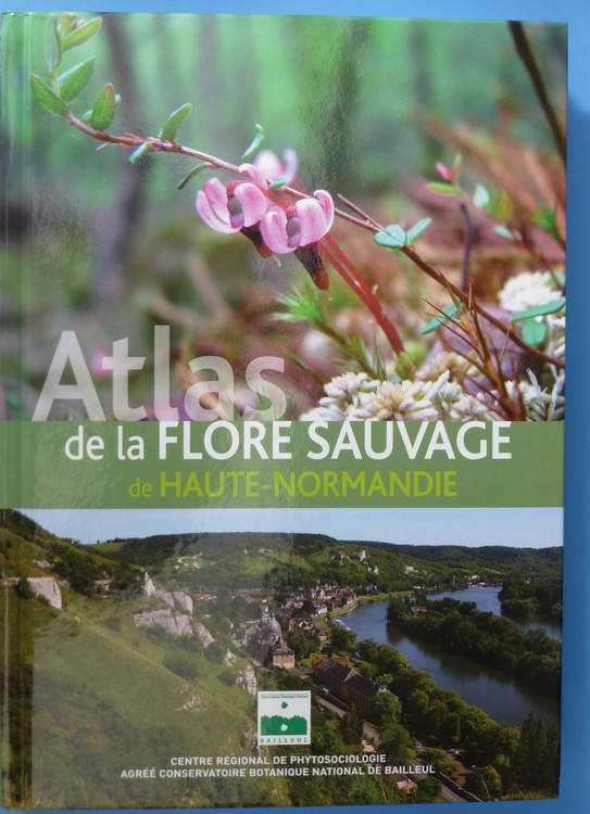 Atlas de la Flore Sauvage de Haute-Normandie Atlas110