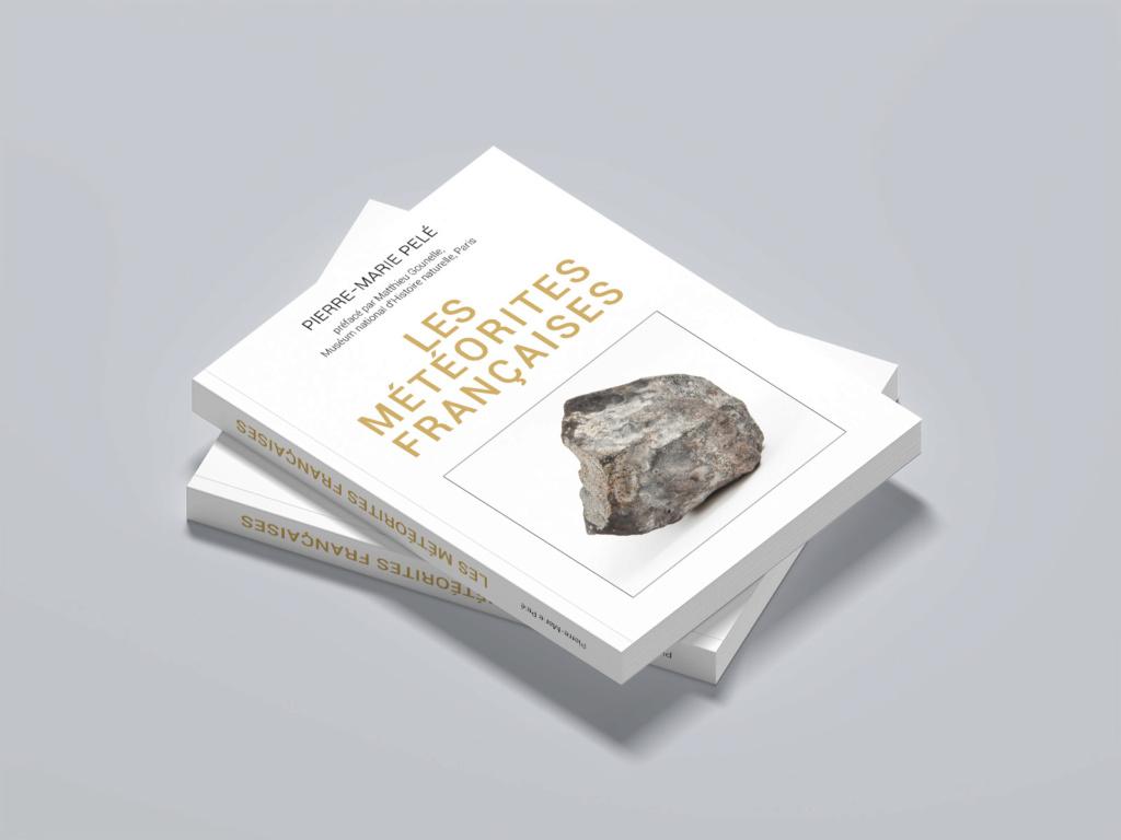 """Livre """"Les météorites françaises"""" 3dcove10"""