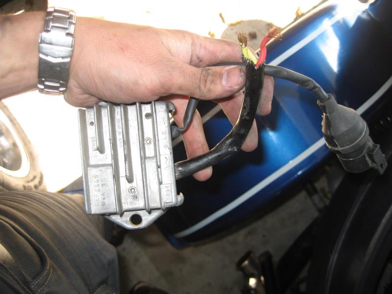 perte de puissanec mise du moteur en ralenti accelere fun 500 Img_5211