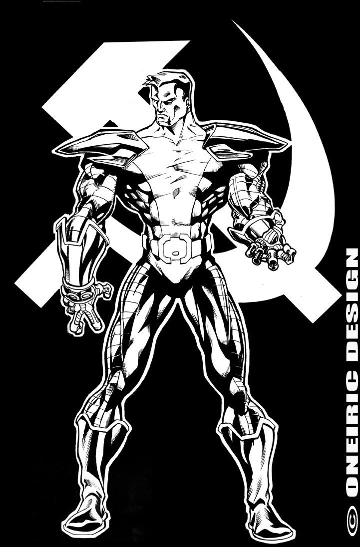 Les x-men : des origines à nos jours... Coloss10