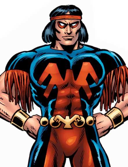 Les x-men : des origines à nos jours... Thunde10