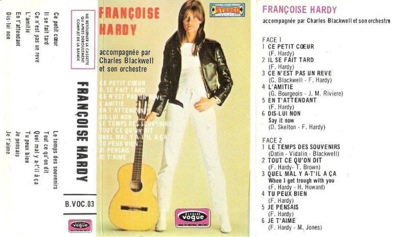Les cassettes Vogue / Philips 10915010