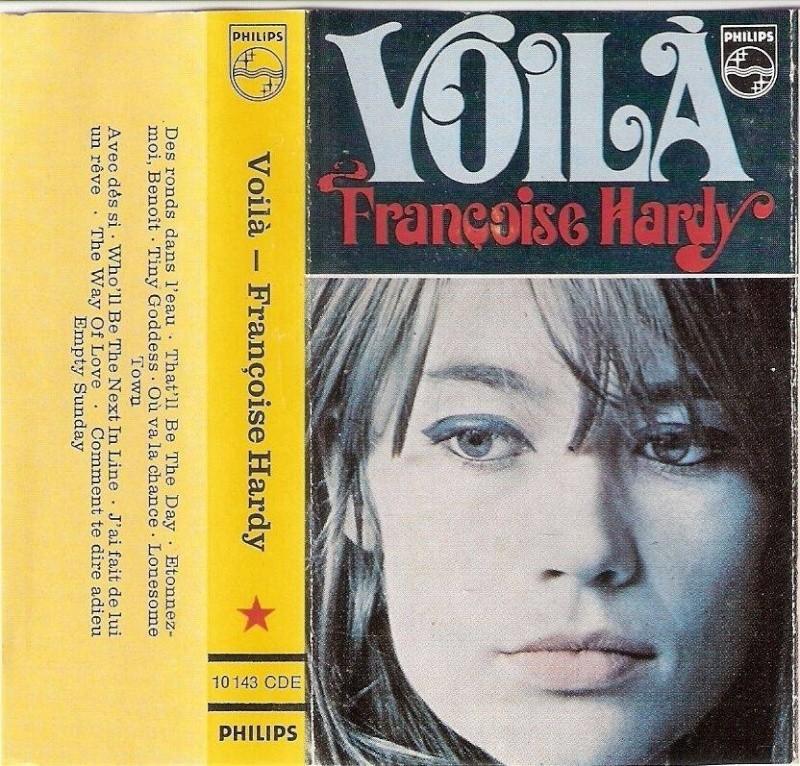 Les cassettes Vogue / Philips 15025310