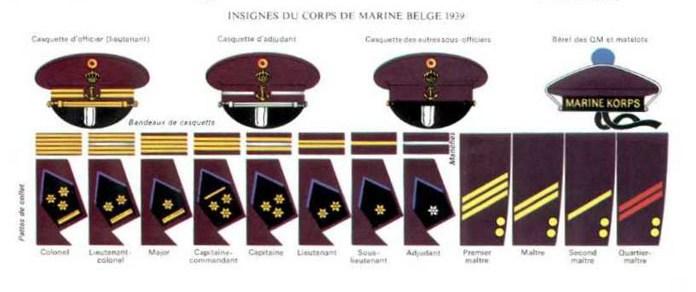 GRADE ET INSIGNE DE LA MARINE Insign11