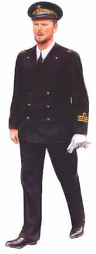 Les uniformes des Marines étrangères Marini10