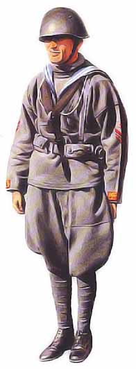 Les uniformes des Marines étrangères Marini11