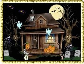 Tous ce qui est en rapport avec halloween, sauf les sorcière Bannie10