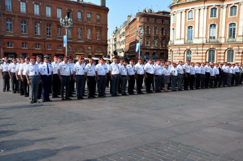 Hommage au Lnt-Col Pirre Lecomte: la section UNP de Toulouse pend le nom de :section Lnt-Col Pierre Lecomte Dsc_0018