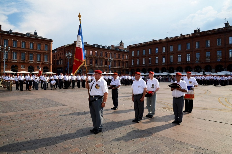Hommage au Lnt-Col Pirre Lecomte: la section UNP de Toulouse pend le nom de :section Lnt-Col Pierre Lecomte Dsc_5622