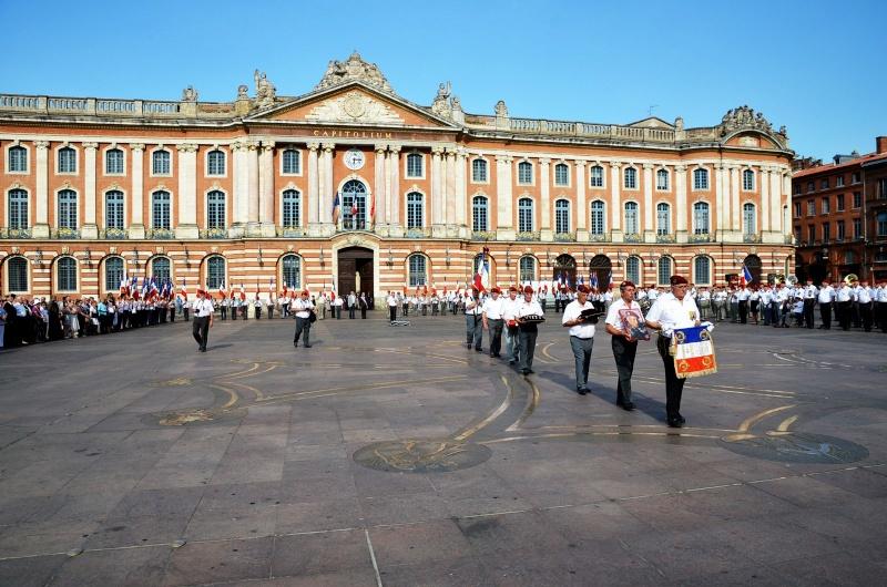 Hommage au Lnt-Col Pirre Lecomte: la section UNP de Toulouse pend le nom de :section Lnt-Col Pierre Lecomte Dsc_5626