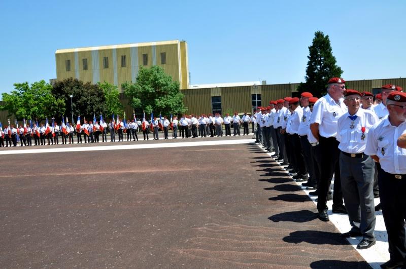 Hommage au Lnt-Col Pirre Lecomte: la section UNP de Toulouse pend le nom de :section Lnt-Col Pierre Lecomte Dsc_8110
