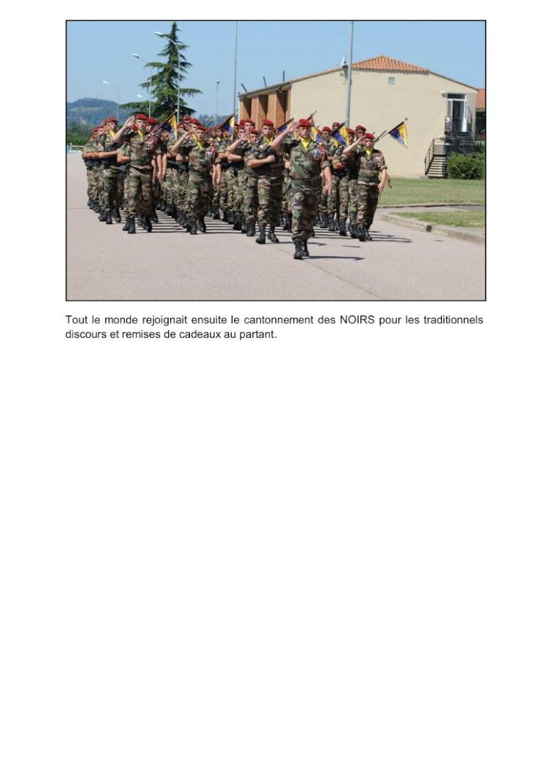 Passation commandement 3e Cie 1er RCP source site 1er RCP Passat12