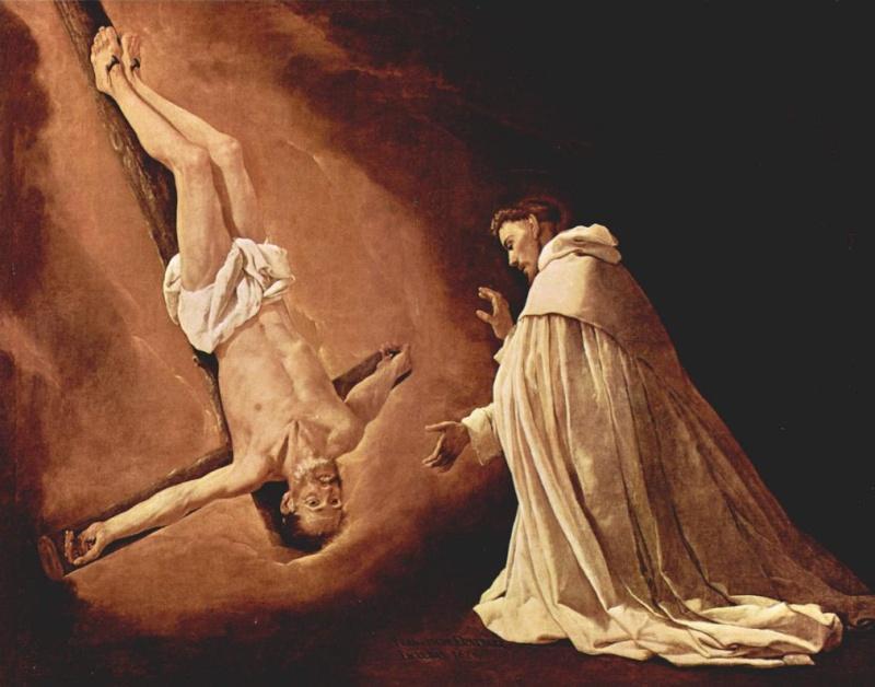 8 août Saint Dominique de Guzman  Appari10